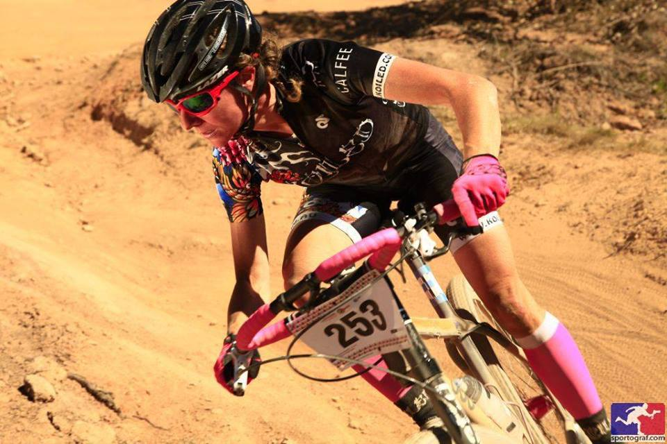 Inspirational cyclist Rachel Edwards talks about her love of MTB
