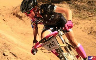 Inspirational cyclist Rachel Edwards talks about her love of MTB