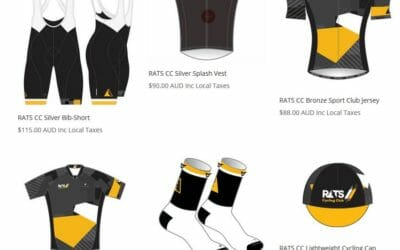 Club kit available for order